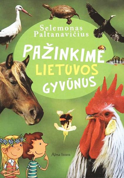 Pažinkime Lietuvos gyvunus